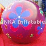 Sfera gonfiabile stampata personalizzata dell'aerostato del fiore per l'evento