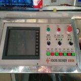 Máquina plástica automática impulsada por motor serva de Thermoforming con empilar la función