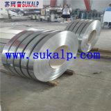 Tiras de inlay de aço inoxidável