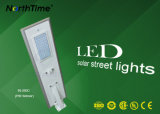LED Luminaire 태양 옥외 전등 설비 태양 램프