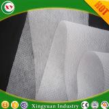 Различные конструкции рельефным гидрофильных нетканого материала для Diaper/гигиенических салфеток