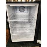 Porta de vidro transparente Silver mini-bar frigorífico (SC68)