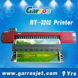 3.2m Garrosのインクジェット旗プリンターEco支払能力があるプロッタープリンター