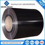 D'Orange noir gaufré bobine en aluminium à revêtement de couleur pour le Nigéria
