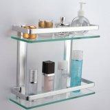12mmの緩和されたガラスの浴室のガラス棚ガラス