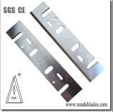 Lama di taglio della piallatrice posteriore ondulata dell'intarsio del HSS/lamierina di legno