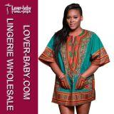 Daishiki 형식 고정되는 아프리카에게 여자 입기 (L28069)