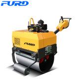Rullo compressore di vibrazione manuale del singolo timpano per asfalto Fyl-750
