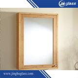 Double revêtement de peinture verte miroir en aluminium pour le Cabinet