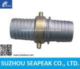 Aluminium Pinlug Tuyau Shank Couplage