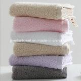 カスタマイズされたサイズ、カラー、ホテルのための刺繍のロゴの綿の浴室タオル