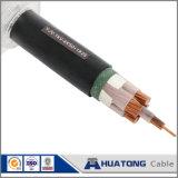 Câble électrique blindé isolé par XLPE de cuivre à plusieurs noyaux de /Tape de fil d'acier de conducteur avec la qualité fiable