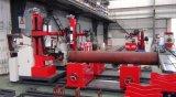 Prefabrication van de pijp Machine van het Lassen van de Flens de geschikt-Omhooggaande