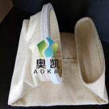 セメント・キルンのためのPTFEの膜を搭載するAramidのフィルター・バッグ