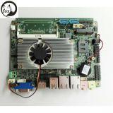 Motherboard Nano Itx, Mini-ITX Motherboard sem ventoinhas Bay Trail J1900 Quad Core, Thin Client Placa Principal J1900, Nano Itx Placa Principal