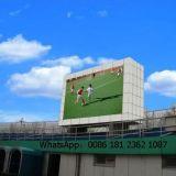 P10 옥외 고해상 발광 다이오드 표시 스크린