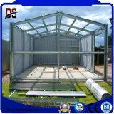 차고를 위한 큰 경간 아름다운 안전 강철 구조물