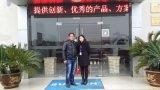 Tunnel de rétrécissement de film de PVC de Changhaï
