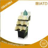 Étalage fait sur commande de produit d'étage de détail de mémoire de carton de bruit pour des sous-vêtements