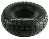 Schaumgummi-Reifen PU-13 '' x400-6 für Schubkarre-und Laufkatze-Karre