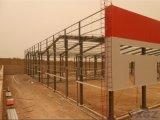 Stahlhangar für Keramikziegel-Gebäude in Algerien