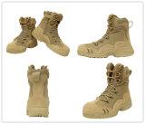 7インチデザートブーツ、コンバットブーツ、アサルトブーツ、軍事ブーツ、陸軍ブーツ、タクティカルブーツとスワットクイックリリースファスナー穴