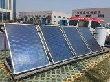 Mehrfacher flacher Solarwarmwasserbereiter