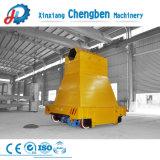 A indústria de aço Cabo móvel Powered Carrinho de transferência de Manuseio de Materiais