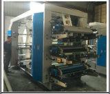 De het hete Document van het Broodje van de Verkoop Veelkleurige en Machine van de Druk van Flexo van de Plastic Film (gelijkstroom-YT)