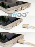 Cabo de adaptador de dados magnéticos USB micro / 8 pinos para smartphone