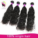 Extensões naturais do cabelo da onda do Virgin brasileiro popular da classe 7A