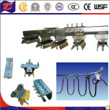 Cable Trolley Festoon System C-Track