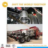 Shacman CNGのトラクターヘッドDlong 6X4のトラクターのトラック