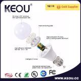 Luz de alta potência da lâmpada LED 15W