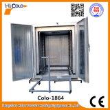 粉の塗装システム(COLO-1864)のためのオーブンを治す電気粉のコーティング
