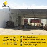 판매 (hy201b)를 위한 Huaye PVC 임시 Wareshouse 천막
