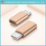 Cabo de carregamento de múltiplos de tipo C Adaptador para cabo USB