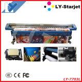 Trazador de gráficos del formato grande con tres cabezas de impresora de Epson Dx7 (LY-Starjet 7703L)