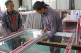 Guichet en plastique de Vinly de profil d'Extrution de bande de Windoor de guichet de construction