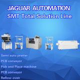 Linha de produção Semi automática fabricante do bulbo do diodo emissor de luz