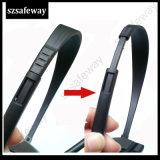 Cuffia avricolare del walkie-talkie per Icom IC-F10, IC-F11, IC-F20