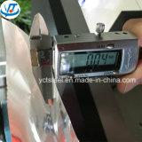 De Folie/de Band van het Roestvrij staal van de precisie SUS304 316 0.04mm 0.05mm