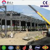 فولاذ [سّتروكتثر] سوقيّة يصنع بناية لأنّ مستودع