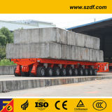 Acoplado modular resistente Spmt (DCMC) del transportador