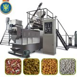 Tipo molhado máquina da extrusora do alimento de cão do animal de estimação