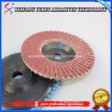 Rollo de paños abrasivos discos tapa de metal y madera pulido