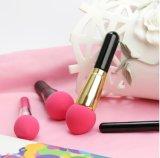 De Toebehoren van de Hulpmiddelen van de Make-up van het Poederdonsje van de Vorm van de Gyroscoop van de Vrouwen van de manier