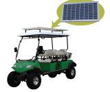 Buggy elettrico del comitato solare, con il cestino (DEL2042D, 4-Seater)