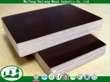 12mm/14mm/16mm/18mm Two Times Pressed Film Faced Plywood for Construction