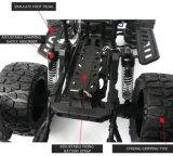 401-1/10 komplettes 2.4G RC kletterndes Auto mit nicht für den Straßenverkehr Modell des Fahrzeug-4WD - wir Stecker